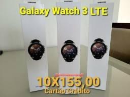 Relógio Galaxy Watch 3 LTE 41MM (LACRADO) ECG GPS (OXIMETRO)