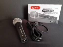 Microfone Profissional Dinâmico BYZ M-57