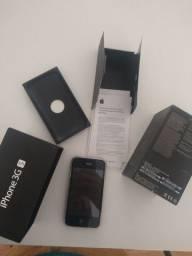 Caixa iPhone 3gs - Celular não funciona
