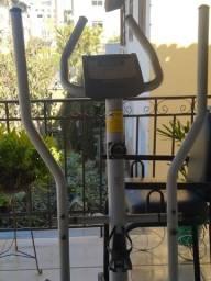 Elíptico Weslo - Aparelho de ginástica/exercícios