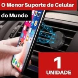 O menor suporte de celular do mundo