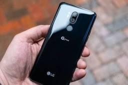 LG G7 THINQ SO TENHO NOTA FISCAL. TROCO POR OUTRO em bom estado