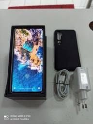 Xiaomi mi note 10, 6/128gb, branco. Top de linha!