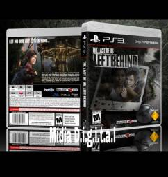 PS3 The Last + Brinde (leia descrição)