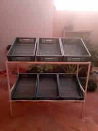 Expositor hortifruti R$300,00