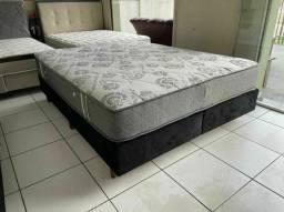 vários modelos de cama QUEEN SIZE