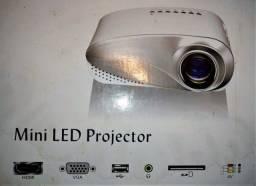 Mini Projetor Led RD-805