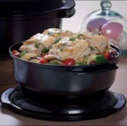 Cozinhe com a Tupperware! Panela microondas 1,7 L