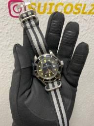 Relógio Rolex Submariner Cartier Premium