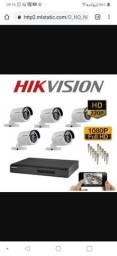Kit de CFTV Digital