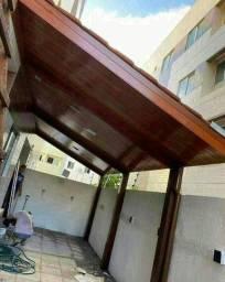 Paulo coberta e telhados reforma Estrutura locação de obra tiramos Goteira