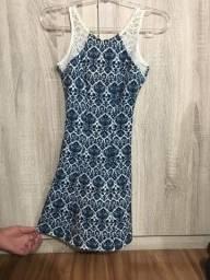 Vestido tamanho M/P