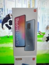 Loucura 2021.. REDMI Note 9S da Xiaomi.. Novo LACRADO Garantia e entrega hj