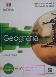 Livro: Box Projeto Múltiplo - Geografia