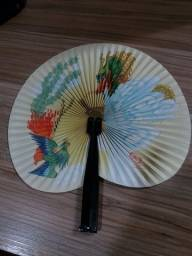 Leque vintage Shanghai Arts & Crafts