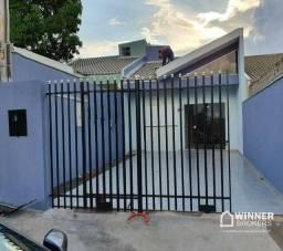 Casa com 2 dormitórios à venda, 55 m² por R$ 170.000,00 - Jardim Monterey - Sarandi/PR