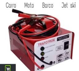 Carregador de baterias 12v
