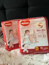 Dois pacotes supreme care xxg