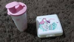 Tupperware infantil - Os 2 por 20 reais