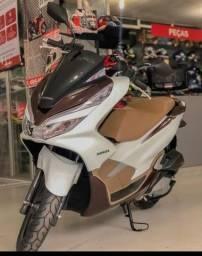 moto honda pcx 150 modelo 2021