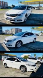 Honda Civic EXR com Teto Top de linha!