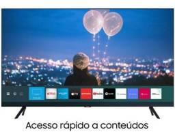 "Smart TV LED 50"" UHD 4K Samsung 50TU8000 Crystal UHD, Borda Infinita, Alexa Built"