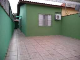 Casa no Balneário Gaivota com 1 quarto, em Itanhaém, litoral sul de São Paulo.