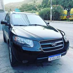 Hyundai Santa fé GLS 08/09 2.7 4x4 Full Automático+Teto Solar,7 lugares!!!