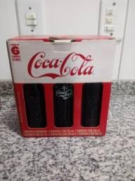 Coleção Histórica Coca Cola.