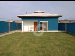 Casa com 3 dormitórios à venda, 114 m² por R$ 530.000,00 - Itaipuaçu - Maricá/RJ