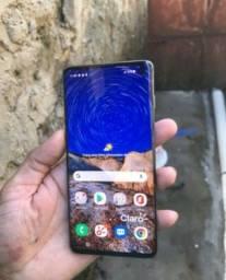 Samsung s10  128 giga 2chip biométrico desbloqueio facial