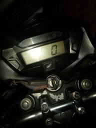 Vendo moto cg fan 125 ano 2014