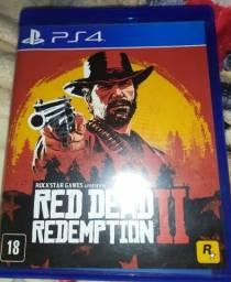 Red dead 2 troco Deus da guerra