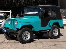 Ford Jeep - Ano: 1974 - Raridade