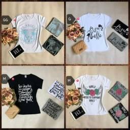 T-shirt básicas