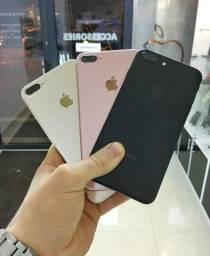 Iphone 7 Plus LACRADOS 256GB 4G Dourado Ou Preto