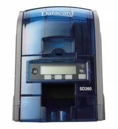 Cartão em PVC - Datacard SD260