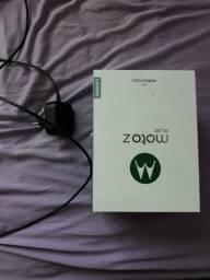 Moto z play - apenas venda