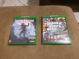 Tomb Rider e GTA 5