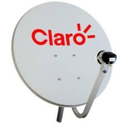 Instalação e manutenção de antenas satelite sky claro oi e outros