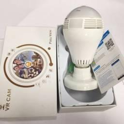 Lampada Espiã 360 Com Wifi e Aplicativo Ios Android