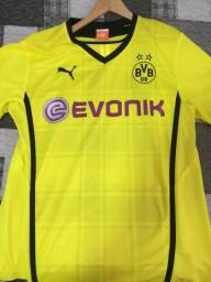 Camisa futebol Borussia Dortmund - temp 13 14 - vendo urgente a3f03d89e2304