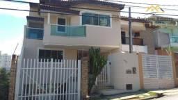 Casa com 4 dormitórios para alugar por r$ 2.500/mês - glória - macaé/rj