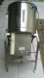 Máquina de descascar alho