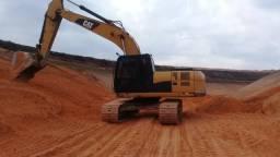 Escavadeira Hidráulica 320DL