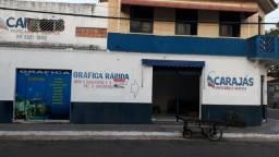 Aluga-se excelente ponto comercial, R$1.800,00, dê esquina, no centro da Marabá Pioneira
