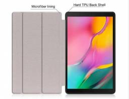 Capa Tablet Samsung T510 T520, Película e Caneta Stylus