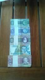 Notas antigas! R$300,00