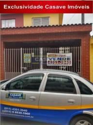 REF 8943 - sobrado para venda no bairro Alves dias