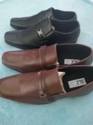 Sapato social em sintético